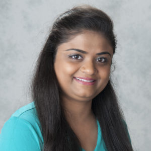 Headshot of Gayatri Raol