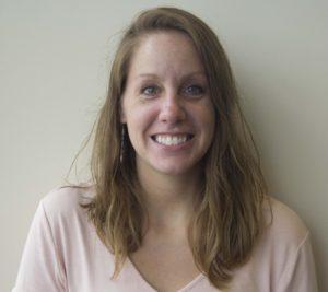 Headshot of Catherine Breuer