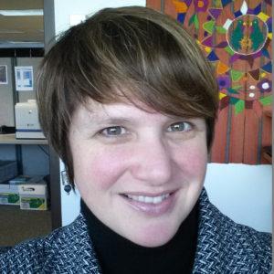 Headshot of Amy Godecker